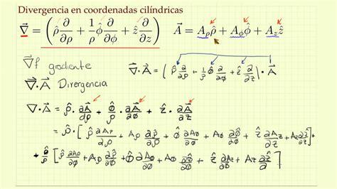 Video de la divergencia en cilíndricas - Demostración de ...
