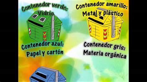 Video de reciclaje para niños y niñas de infantil.   YouTube