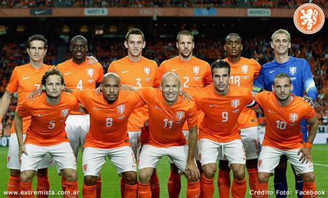 Video en YouTube de la FIFA sobre la Selección de Holanda ...