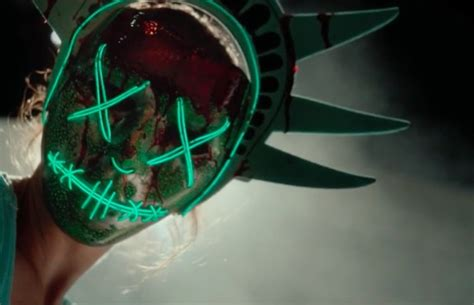 Video: First gruesome trailer for The Purge: Election Year ...