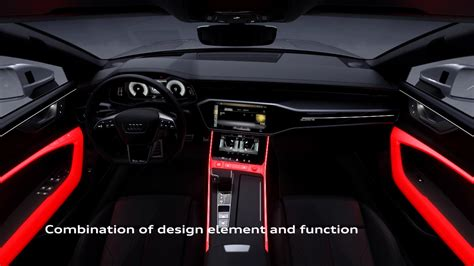 Video - Interior: 2019 Audi A7 | Caricos.com