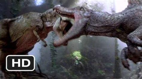 Video - Jurassic Park 3 (3 10) Movie CLIP - Spinosaurus vs ...