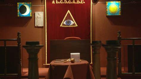 Vídeo: La sede de la masonería muestra sus secretos ...
