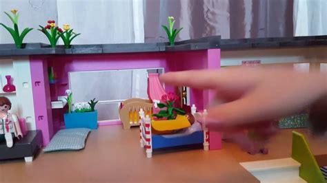 Vidéo maison moderne playmobil   YouTube