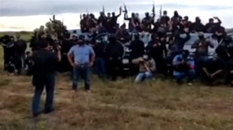 VIDEO: Nuevo grupo armado aparece en México y reta al ...
