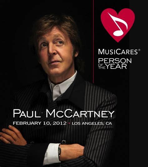 Video: Paul McCartney's MusiCares tribute concert ...