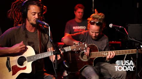 Video: Reggae group SOJA aims for unity with 'Strength'