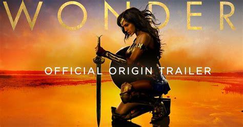 VIDEO-Wonder Woman Official Origin Trailer