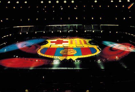 Videomaping. Centenario Fútbol Club Barcelona   creati