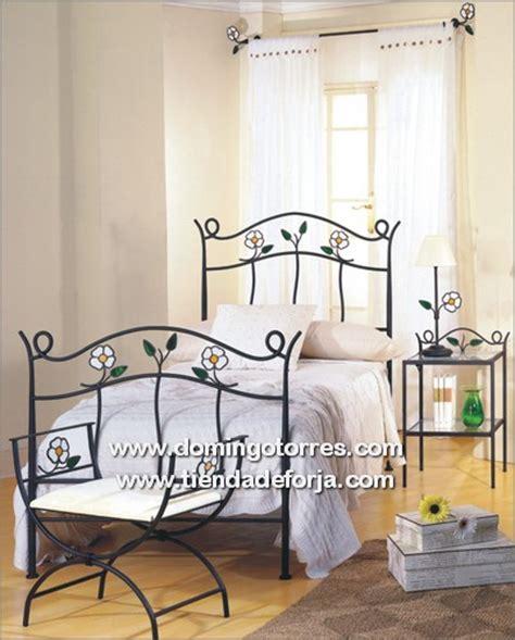 Vídeos de camas y cabeceros de forja artística y aluminio ...