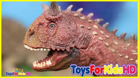 Videos de Dinosaurios para niños ???? Dinosaurios de Juguete ...