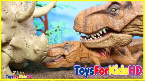 Videos de Dinosaurios para niños ???????? Cuentos de Dinosaurios ...