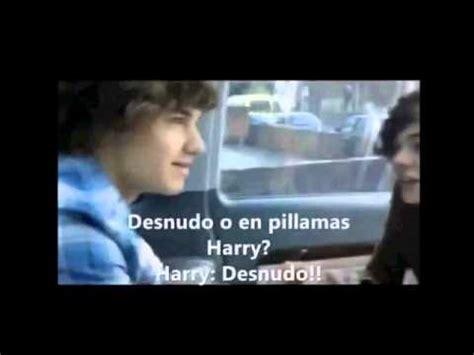 Videos graciosos de One direction subtitulados al español ...
