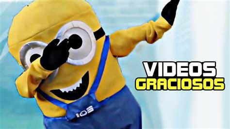 VIDEOS GRACIOSOS Y DIVERTIDOS 8 !!   RobleisIUTU   YouTube