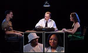 Videos pits exes against each other with lie detector test ...