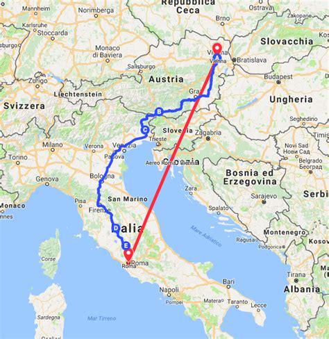 VIENNA Itinerario, Costi e Mappe del viaggio