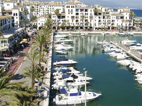 View from Marina Real apartment - Picture of Puerto de la ...