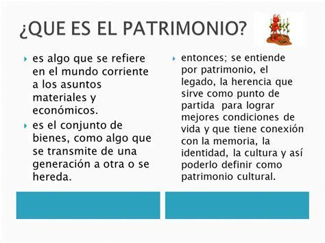 VIGIAS DEL PATRIMONIO DEL - ppt descargar