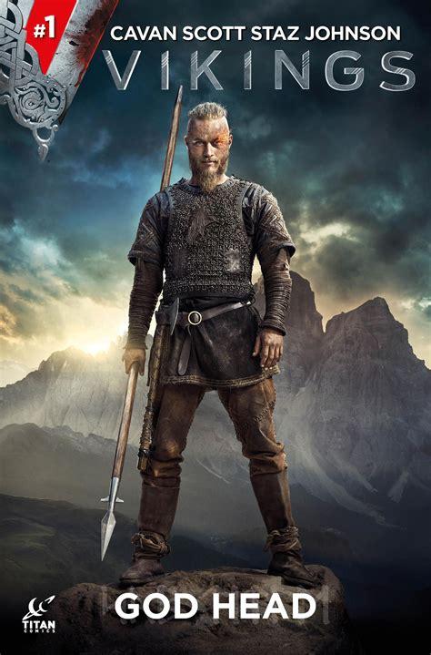 Vikings : Titan va lancer un comic book basé sur la série ...
