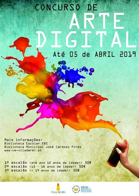 VILA DE REI – V Concurso de Arte Digital   Rádio Hertz