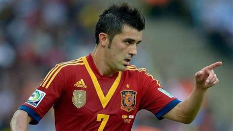 Villa nets hat trick in Spain's dismantling of Tahiti (10 ...