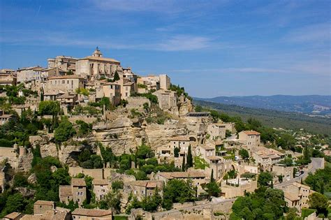 village provence Archives - Voyages - Cartes