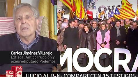 """Villarejo dice que el independentismo tiene """"carácter ..."""