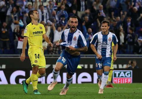 Villarreal   Espanyol: Horario y dónde ver el partido de ...