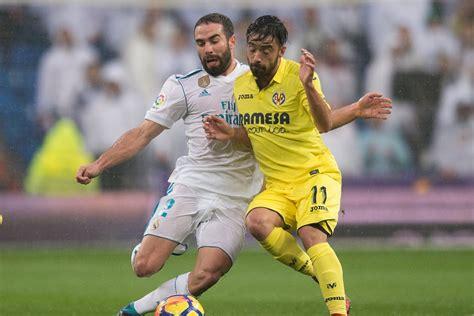 Villarreal vs Real Madrid 2018 live stream: Time, TV ...