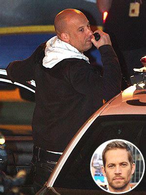 Vin Diesel Honors Paul Walker:  I Will Always Love You