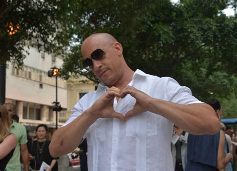 Vin Diesel shares picture of Paul Walker watching over ...
