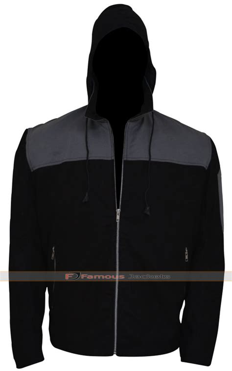 Vin Diesel XXX 3 Return of Xander Cage Fur Coat