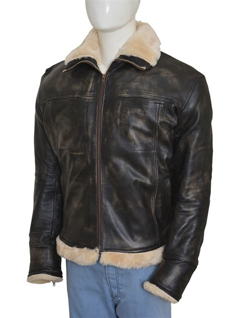 Vin Diesel xXx Xander Cage Leather Fur Jacket   Instylejackets