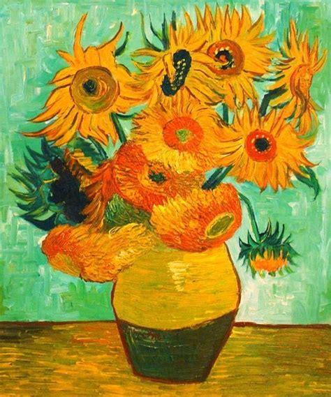 Vincent Van Gogh, Les Tournesols : tableau de Van Gogh et ...