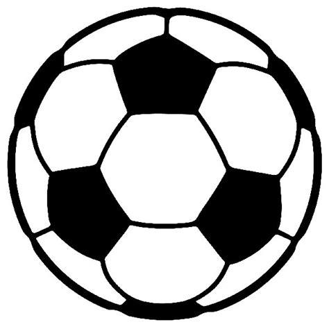 Vinilo decoratiov de una pelota de fútbol