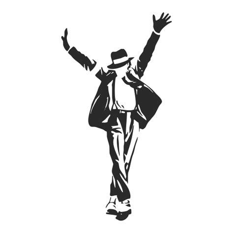 Vinilo decorativo Michael Jackson