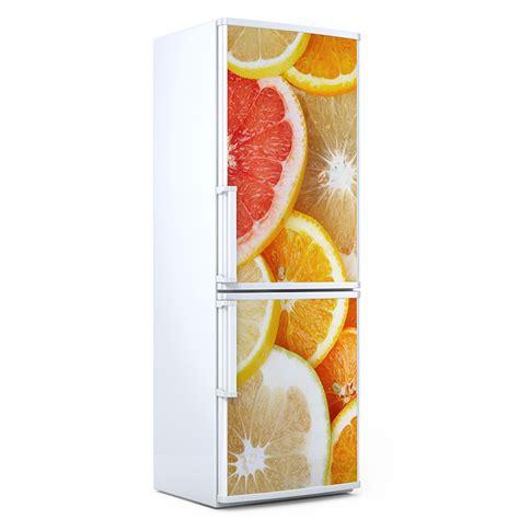 Vinilo decorativo Naranjas y limones