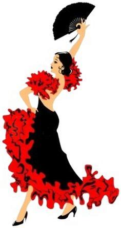 Vinilo dibujo bailaora flamenco | Dibujos | Pinterest ...