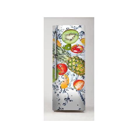 Vinilo Fruta Fresca para frigorífico