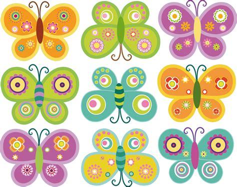 Vinilos folies : Kit Vinilo decorativo infantil 9 mariposas