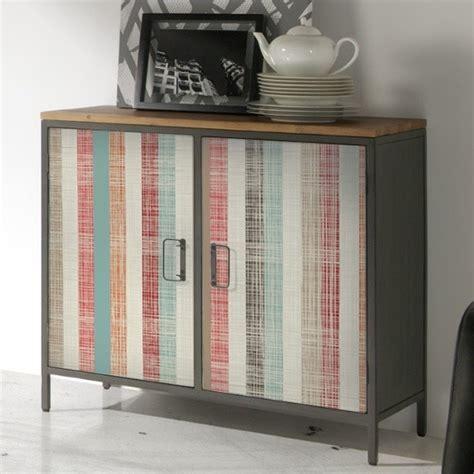 Vinilos para muebles Tejido rayas | adhesivos decorativos ...