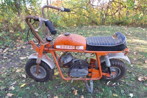 Vintage 1970's Broncco Bronco Fantic Aprilia 50 cc Two ...
