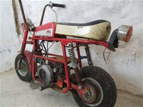 Vintage Broncco Fantic TX7 Mini Bike Minibike 1970 Bronco ...