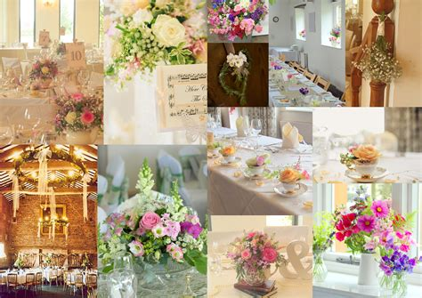 Vintage/ English Country Garden Style Weddings | The ...