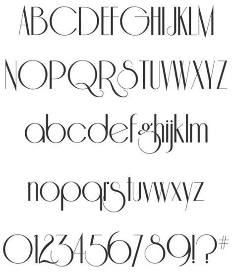 Vintage Fonts | 25 Free Vintage and Retro Fonts | Vandelay ...