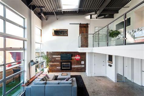 Vintage Modern Loft Design in Vancouver by The Macnabs
