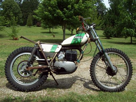 Vintage Ossa Trials Bike | Collectors Weekly