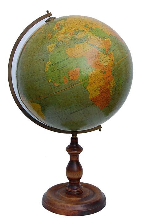 Vintage Terrestrial World Globe For Sale | Antiques.com ...