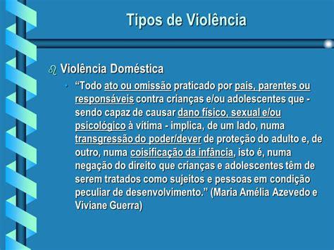 Violência contra Crianças e Adolescentes   ppt carregar