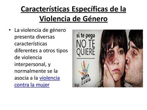 Violencia de genero 6